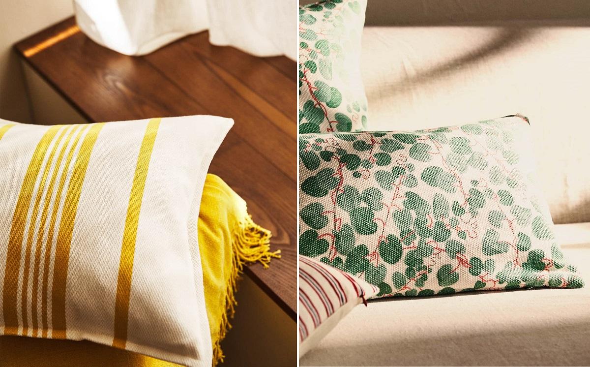 zara cushions