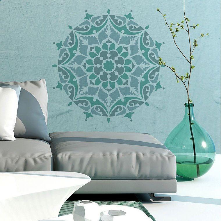 decoration with mandalas styles
