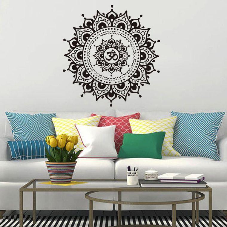 room mandala decor
