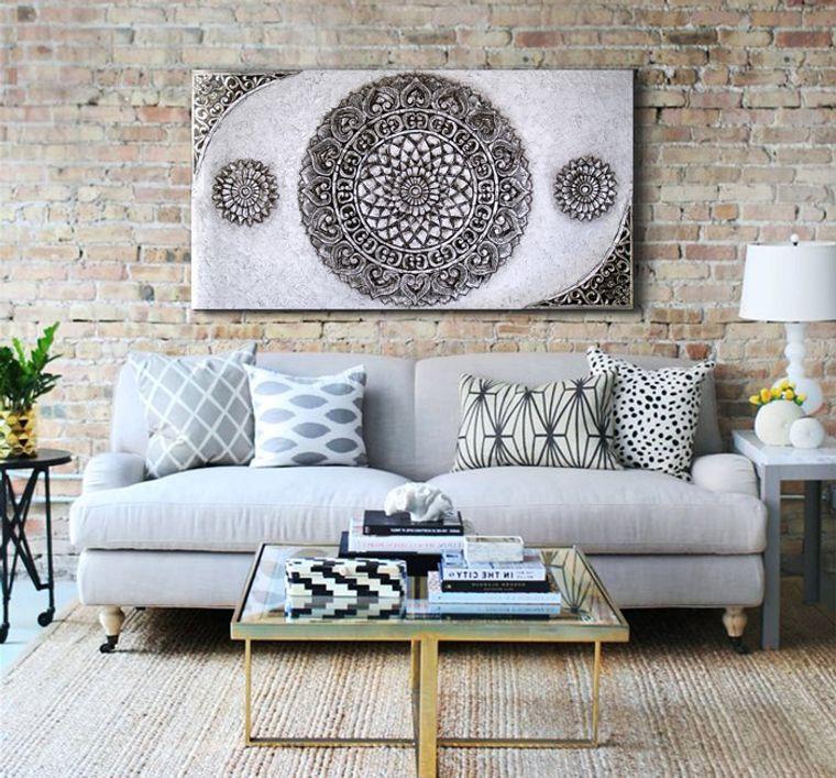 simple mandala decor