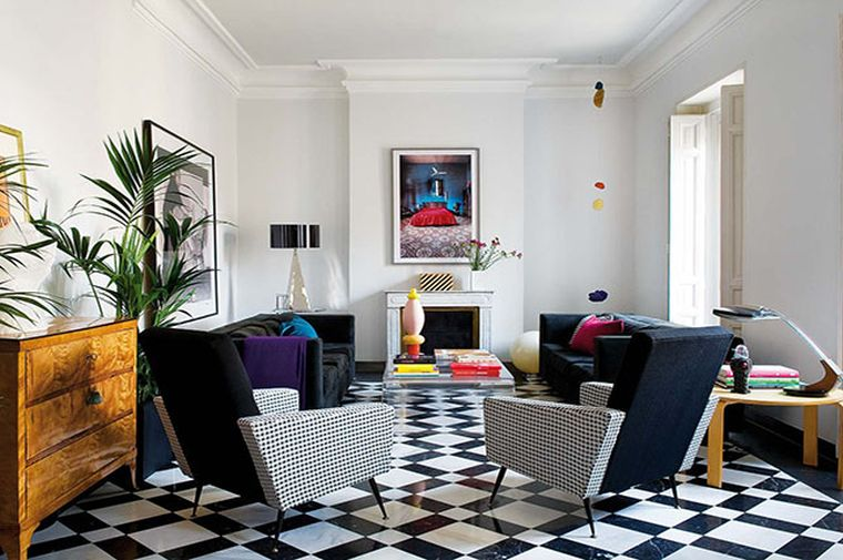 contemporary eclectic decor