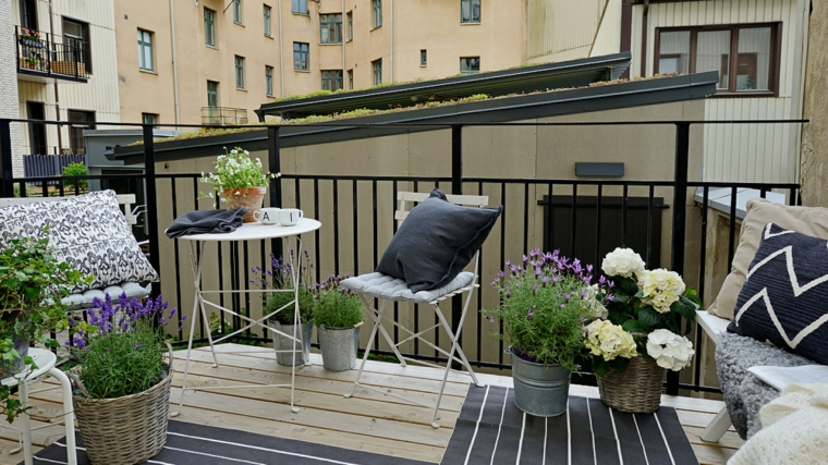 creative ideas balcony decoration