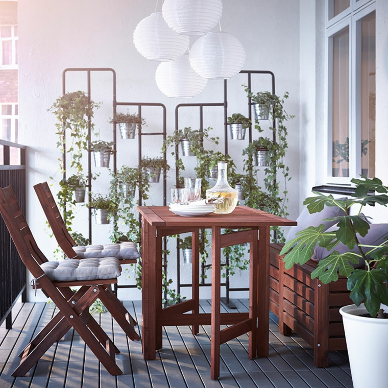 creative ideas balcony vertical garden