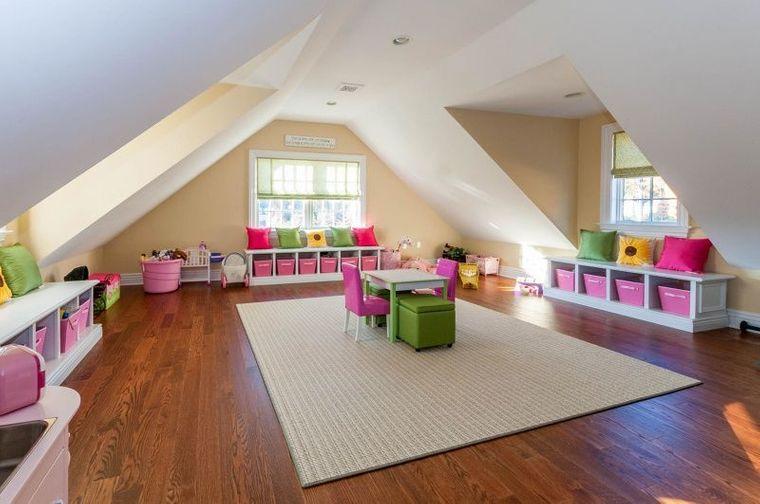 cozy games room
