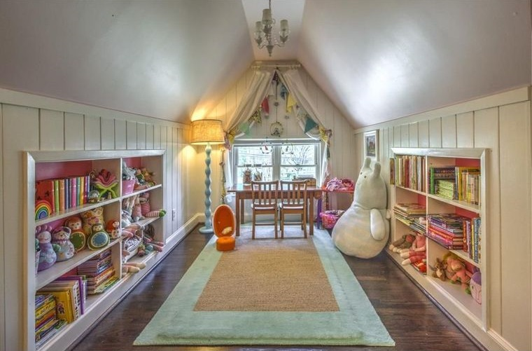 playroom open storage