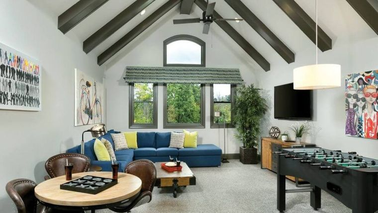 family game room