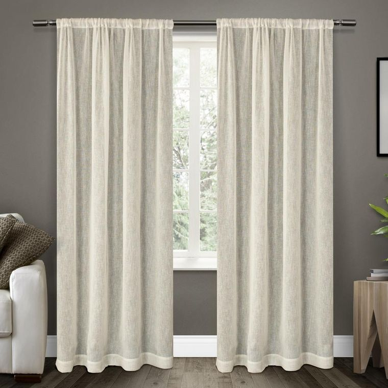 types of pocket curtains
