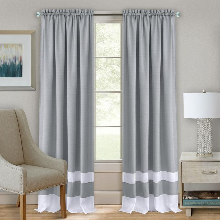 types of curtains decoration
