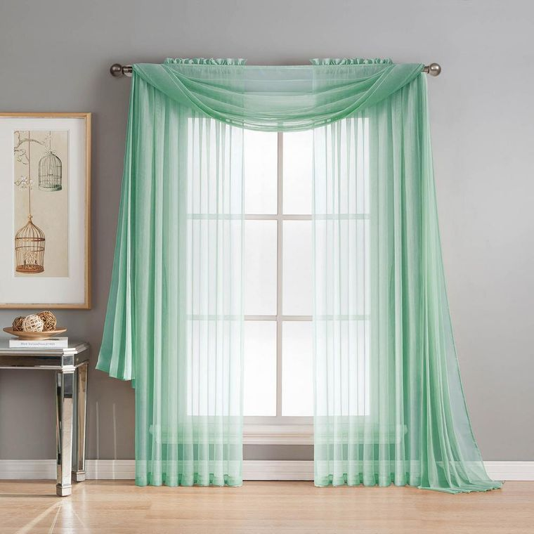types of curtains pinch pleat