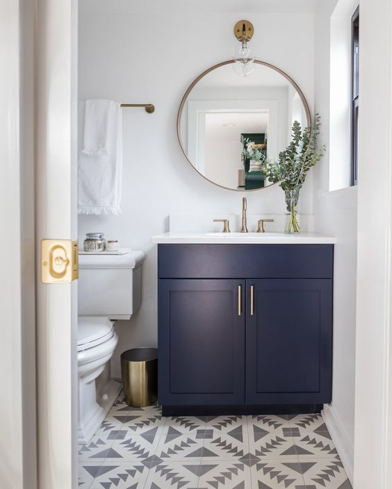 Ideas To Decorate The Guest Bathroom With Style Ratemyhome Net No 1 House Rating Reviews Deco Real Estate And Apartments