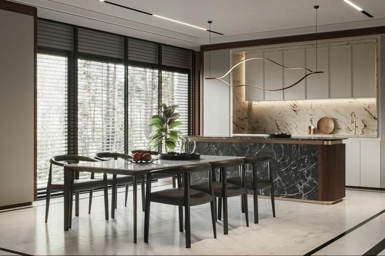 diseno-cocina-opciones-ideas-marmol
