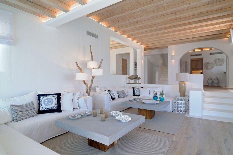 estilo mediterráneo moderno