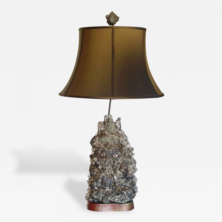 table lamps with crystal