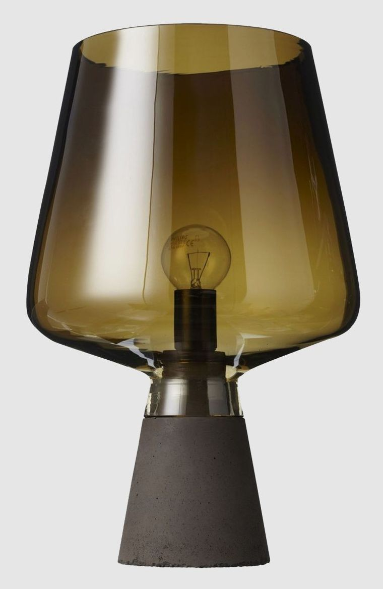 cup design table lamps