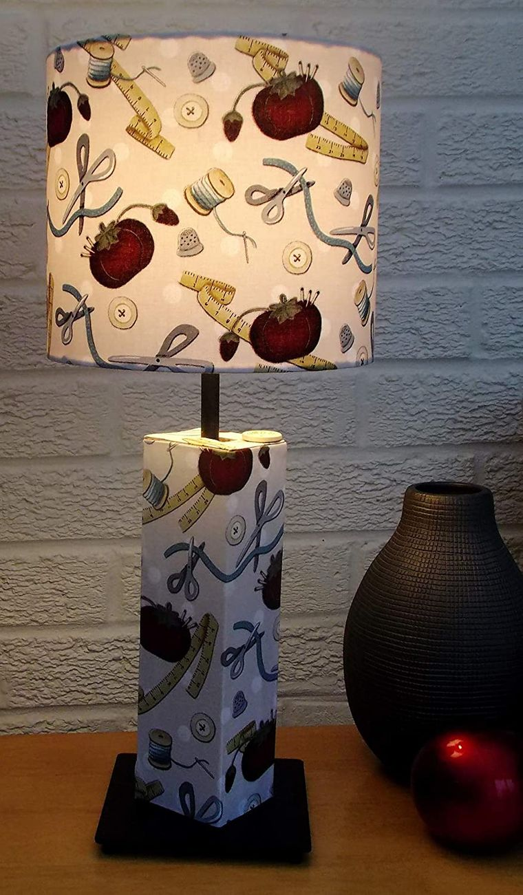 table lamps design sewing