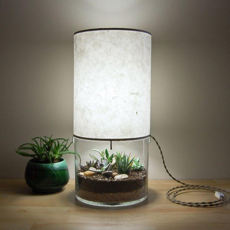 terrarium table lamps