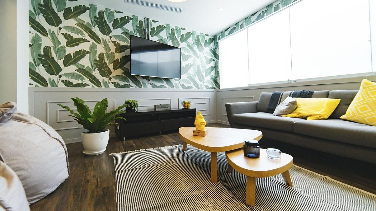 wallpaper for living room