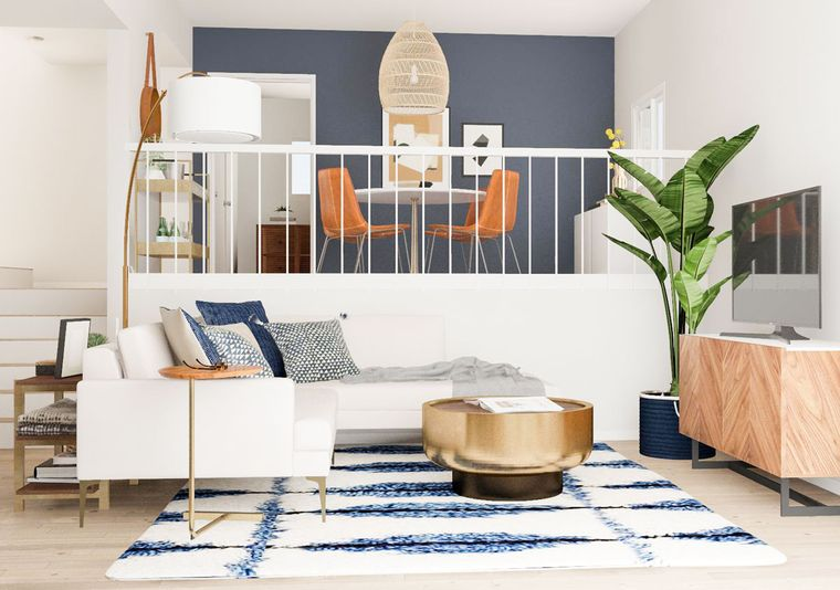 modern decoration small space