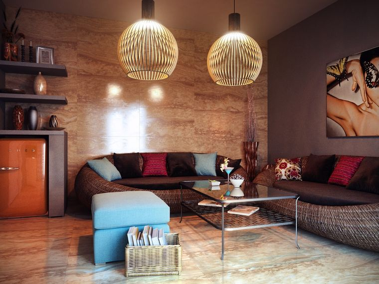 modern eclectic style decor