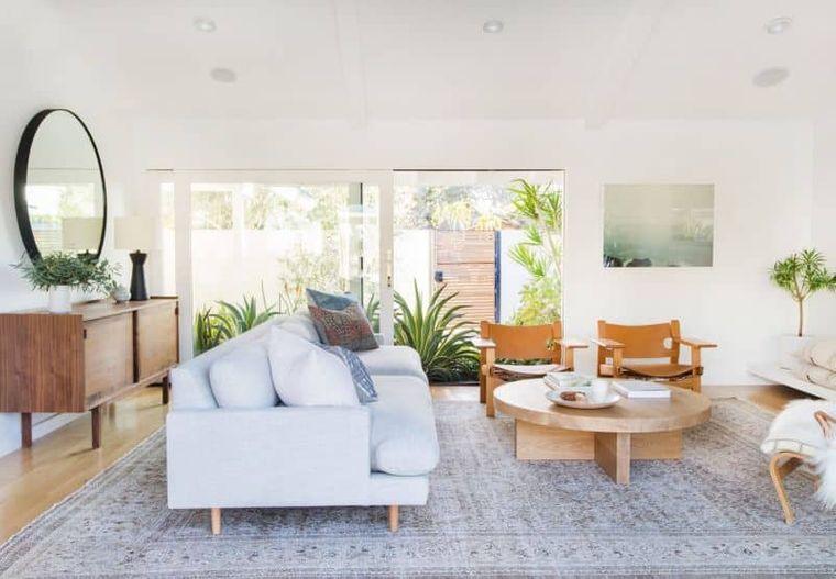 modern zen style decor