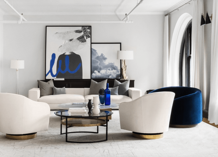 modern decorcation modern art