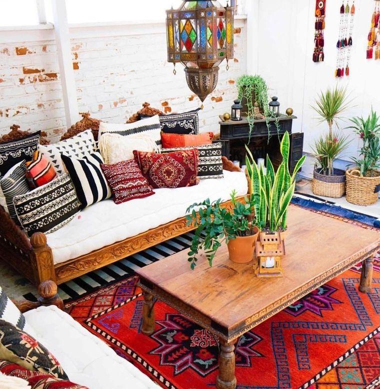 decoración boho accesorios exoticos