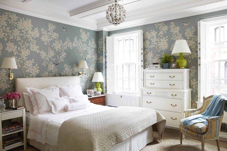 papel tapiz dormitorios 2021