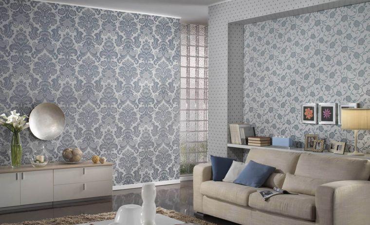 papel tapiz para interiores