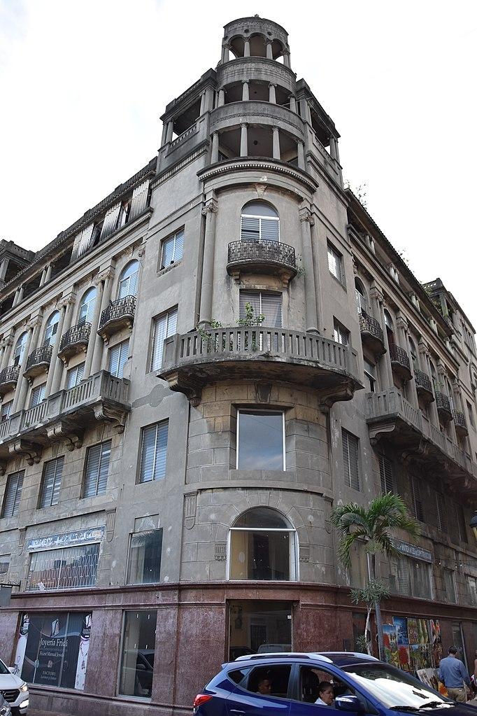 ricardo miranda miret baquero building santo domingo