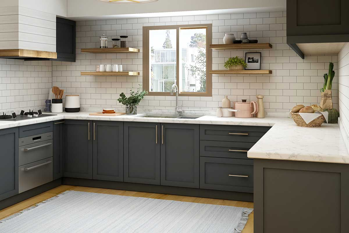 kitchen trends 2021 colors
