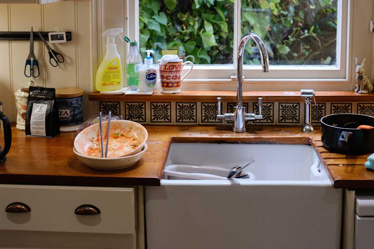 kitchen trends 2021 sink