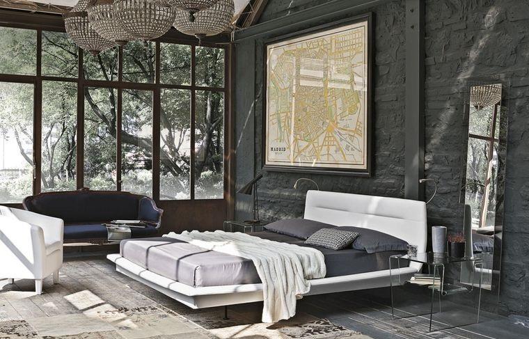 tendencias decoración acabados dormitorios