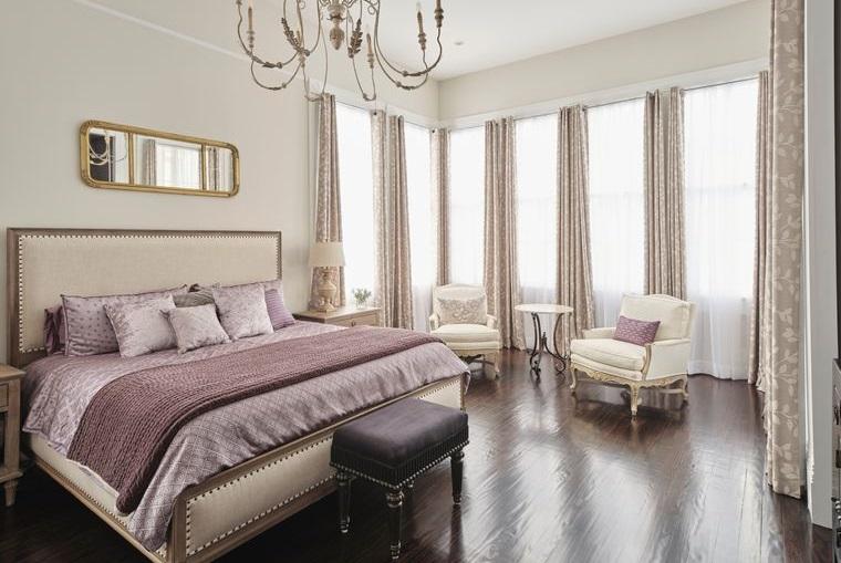 tendencias decoración dormitorios clasicos