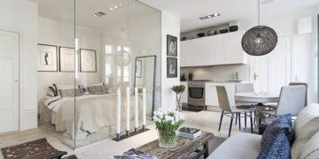 diseño pequeño apartamento