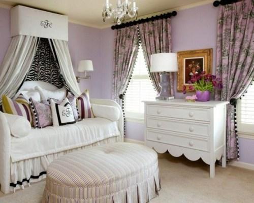 zebra children's bedroom