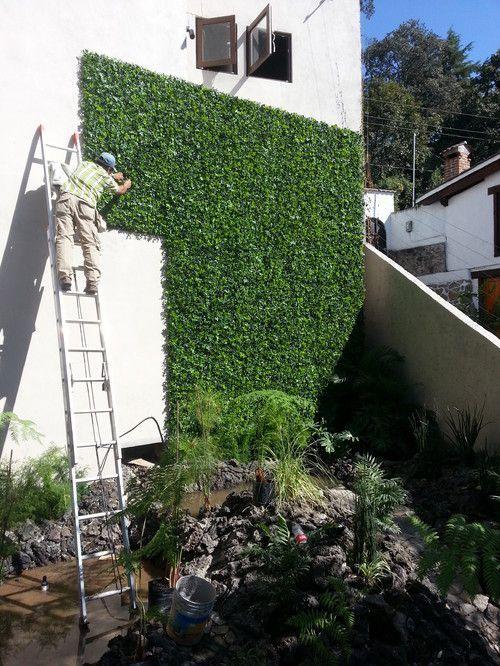 make your own vertical garden