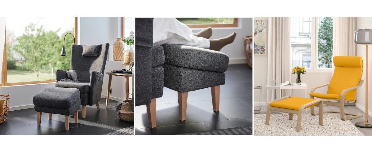Slanted Ikea Designs