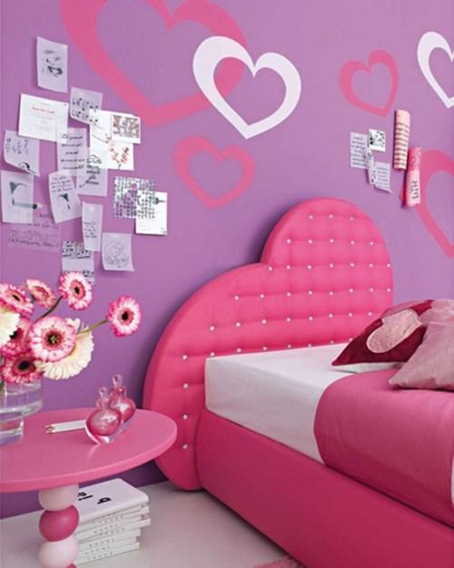 bedroom-fuchsia-lilac