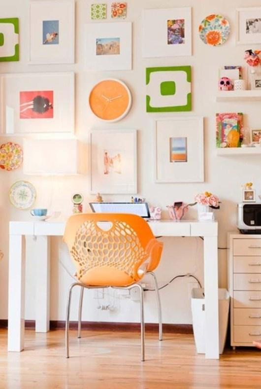 office-accessories-orange